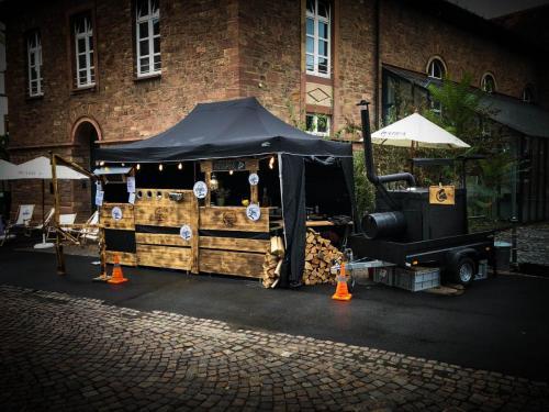 Pizzazug Stadtfest Aschaffenburg